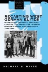 Recasting West German Elites