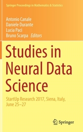 Studies in Neural Data Science
