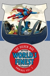 Batman and Superman in World's Finest: The Silver Age Omnibus Volume 2