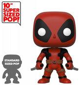 Funko POP Marvel: 10 Deadpool - Two Sword Red Deadpool