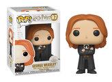 Funko POP Movies: Harry Potter S8 - George Weasley (Yule)