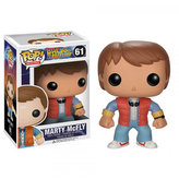 Funko POP Movie: Back to the Future - Marty