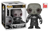 Funko POP TV: Game of Thrones - 6 The Mountain (Unmasked)