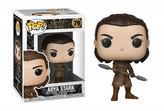 Funko POP TV: Game of Thrones - Arya w/Two Headed Spear