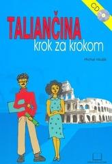 Taliančina krok za krokom + CD