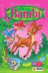 Bambi - První čtení s velkými písmeny