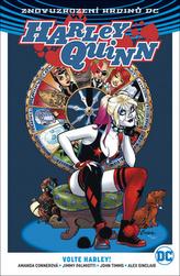 Harley Quinn 5 Volte Harley