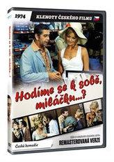 Hodíme se k sobě, miláčku...? (remasterovaná verze) DVD