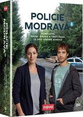 Policie Modrava 1. - 3. série (12 DVD)