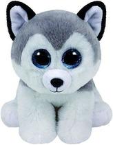 Beanie Boos plyšový pejsek Husky 24 cm