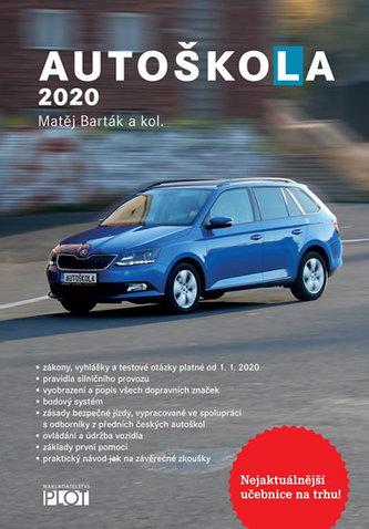 Autoškola 2020 - Náhled učebnice