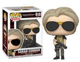 Funko POP Movies: Terminator Dark Fate - Sarah Connor w Chase