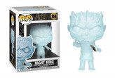 Funko POP TV: Game of Thrones - Crystal Night King w/Dagger in Chest