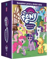 My Little Pony: Přátelství je magické série 1. - 2. 6 DVD