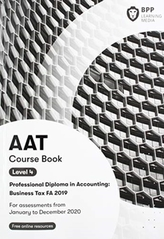 AAT Business Tax FA2019