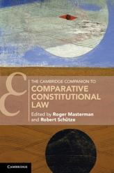 The Cambridge Companion to Comparative Constitutional Law