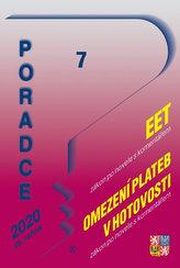 Poradce 7/2020 Zákon o evidenci tržeb s komentářem, Zákon o omezení plateb v hotovosti s komentářem