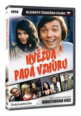 Hvězda padá vzhůru DVD (remasterovaná verze)