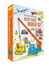 Richard Scarry´s Busy Busy Boxed Set