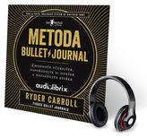 AUDIOKNIHA: Metoda Bullet Journal (Zhodnoťte včerejšek, uspořádejte si dnešek a naplánujte zítřek)