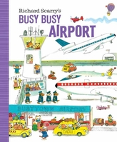 Richard Scarry\'s Busy Busy Airport
