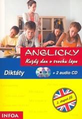 Diktáty + 2 audio CD