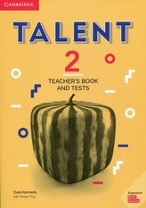 Talent Level 2 Teacher´s Book and Tests