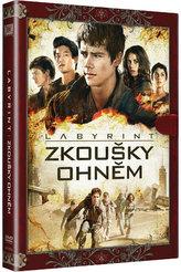 Labyrint: Zkoušky ohněm DVD