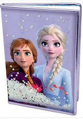 Zápisník Ledové králoství II - Snow Sparkles A5