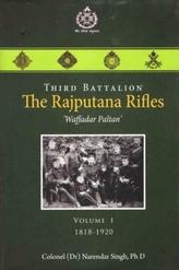 Third Battalion The Rajputana Rifles `Waffadar Paltan\'