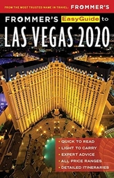 Frommer\'s EasyGuide to Las Vegas 2020
