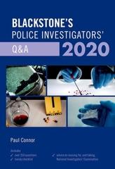 Blackstone\'s Police Investigators\' Q&A 2020