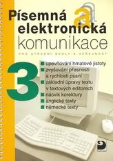 Písemná a elektronická komunikace 3