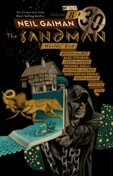 The Sandman Volume 8: World\'s End 30th Anniversary Edition