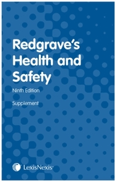 Redgrave\'s Health and Safety