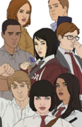 Morning Glories Deluxe Edition Volume 2