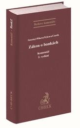 Zákon o bankách. komentář (2. vydání)