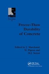 Freeze-Thaw Durability of Concrete