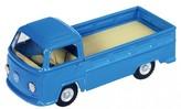 Dodávka VW T2 valník kov 12cm modrý v krabičce Kovap