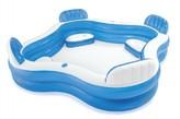 Bazén rodinný se sedátky nafukovací 229x229x66 cm
