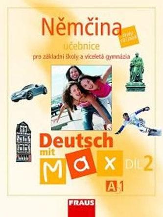 Němčina A1: díl 2, učebnice. 2007. 88 s - Náhled učebnice