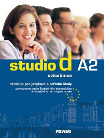 Studio d A2 (cvičebnice) - Náhled učebnice