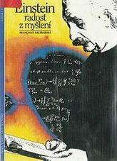 Einstein radost z myšlení
