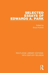 Selected Essays of Edwards A. Park