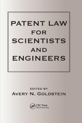 Patent Laws for Scientists and Engineers