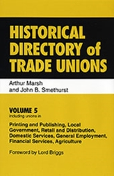 Historical Directory of Trade Unions