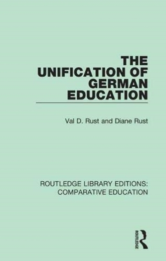The Unification of German Education