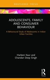 Adolescents, Family and Consumer Behaviour