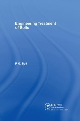 Engineering Treatment of Soils