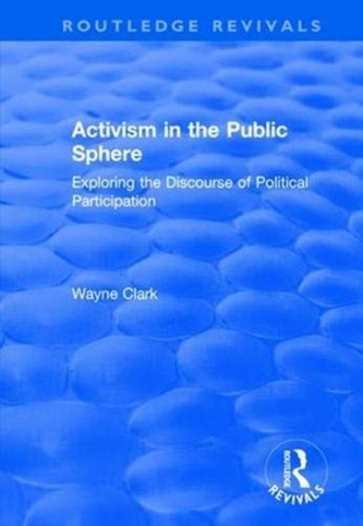 Activism in the Public Sphere